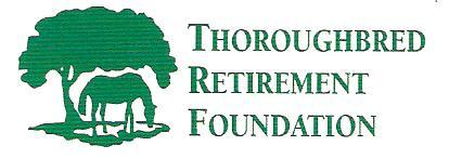Thoroughbred Retirement Foundation Logo