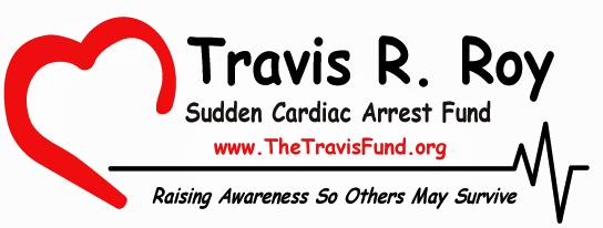 Travis R Roy Sudden Cardiac Arrest Fund Logo