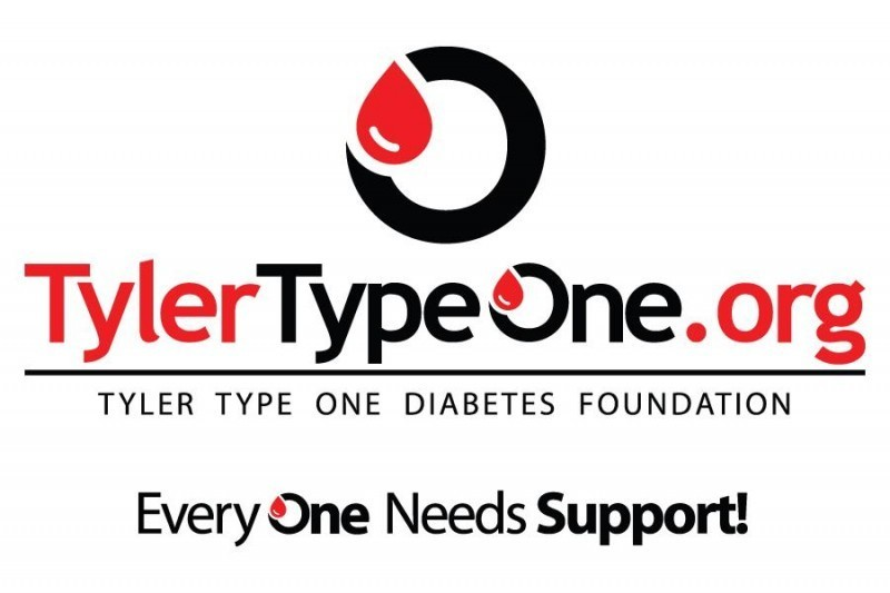 Tyler Type 1 Diabetes Foundation Logo