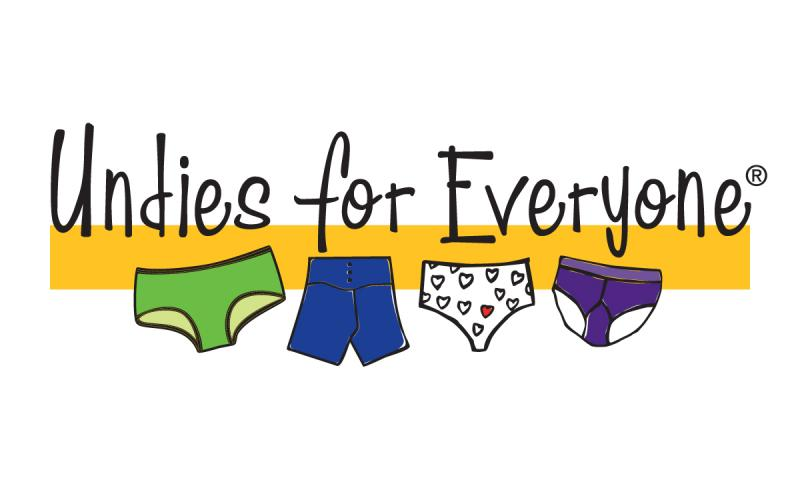Undies for Everyone Logo