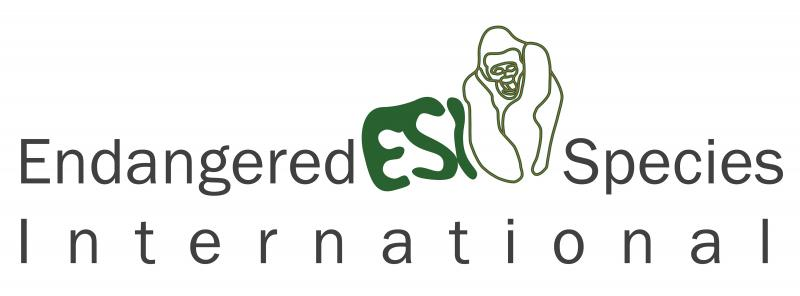 Endangered Species International Logo
