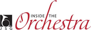 Inside the Orchestra, JSG Logo