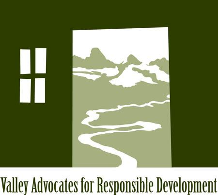 Valley Advocates for Responsible Development Inc Logo