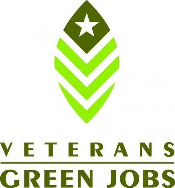 Veterans Green Jobs Logo