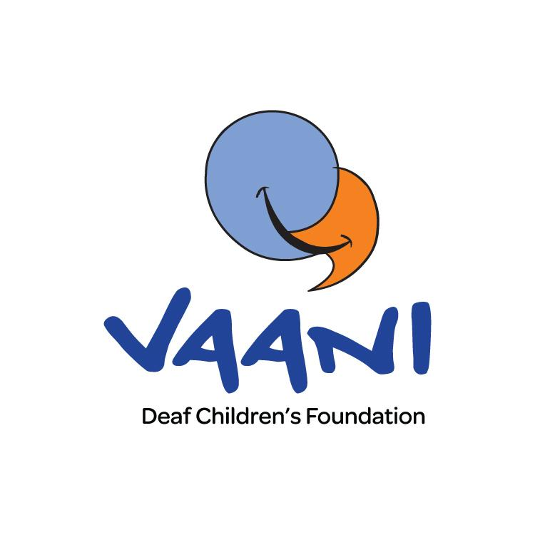 VAANI, Deaf Children's Foundation Logo