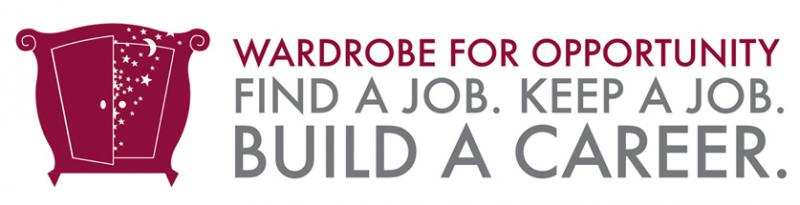Wardrobe for Opportunity Logo