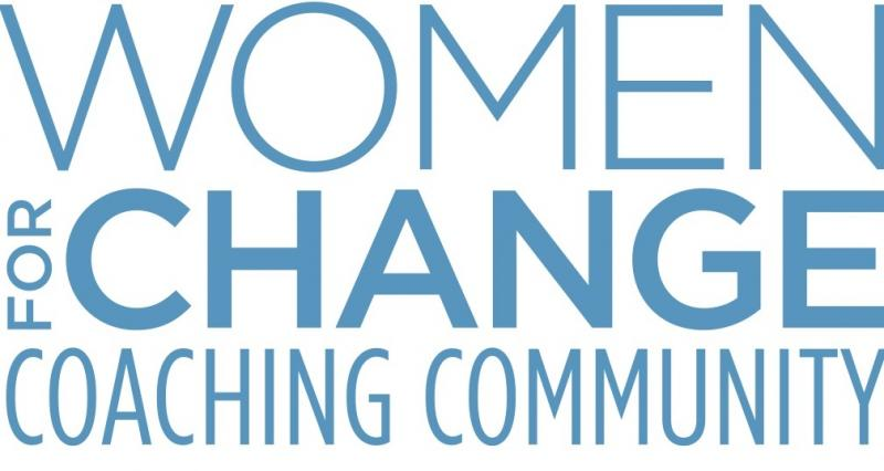 Women For Change Coaching Community Logo