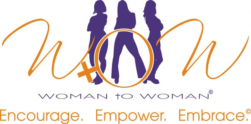 Woman tO Woman W.O.W Logo