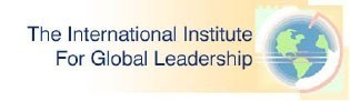 International Institute for Global Leadership Inc Logo