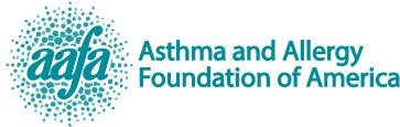 Asthma & Allergy Foundation of America National Logo