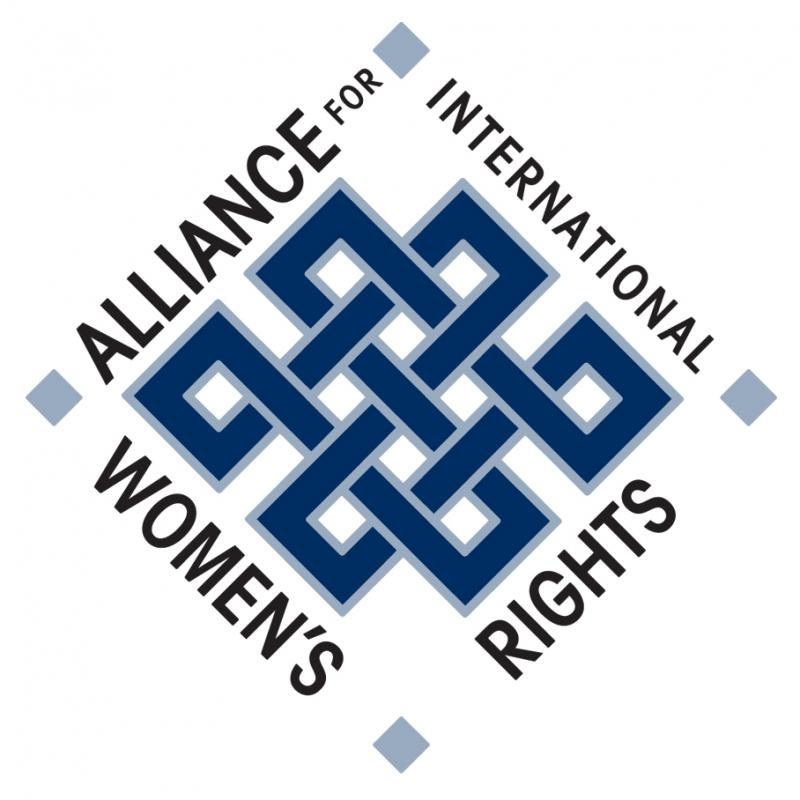Alliance For International Women's Rights Logo