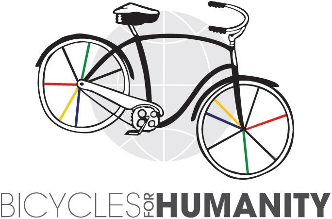 BICYCLES FOR HUMANITY - COLORADO Logo