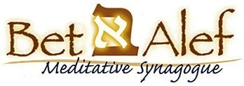 Bet Alef Meditative Synagogue Logo