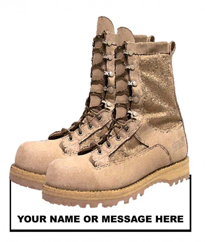 Boots For OUR Troops Foundation Logo