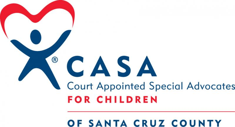 Court Appointed Special Advocates of Santa Cruz County Logo