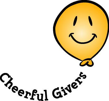 Cheerful Givers Logo