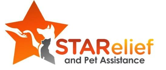 STARelief and Pet Assistance Logo