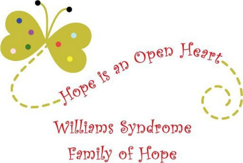 Williams Syndrome Family of Hope Logo