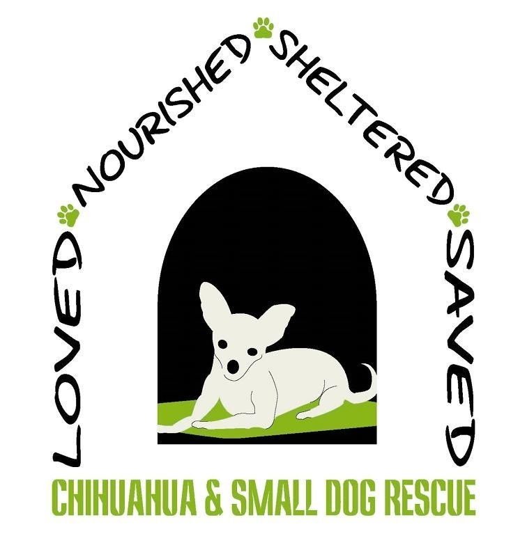 Chihuahua & Small Dog Rescue Inc Logo