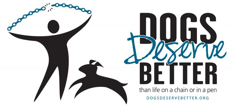 Dogs Deserve Better, Inc. Logo