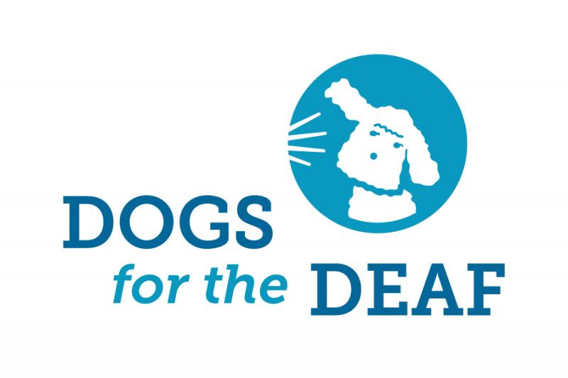 Dogs for the Deaf Inc Logo