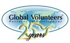 Global Volunteers Logo