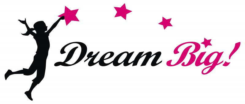 Dream Big! Logo