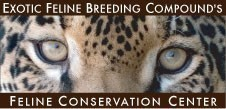 Exotic Feline Breeding Compound, Inc. Logo