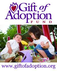 Gift of Adoption Fund Inc Logo