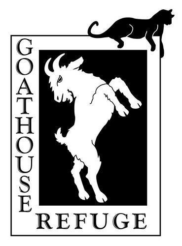 Goathouse Refuge Inc Logo