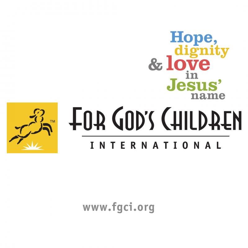FOR GODS CHILDREN INTERNATIONAL A NON PROFIT CORPORATION Logo