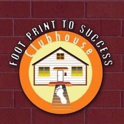 Foot Print To Success Clubhouse Inc Logo