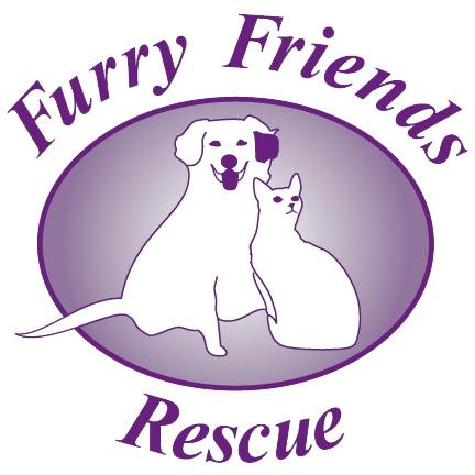 FURRY FRIENDS RESCUE Logo