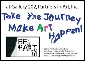 Gallery 202, Partners in Art, Inc. Logo