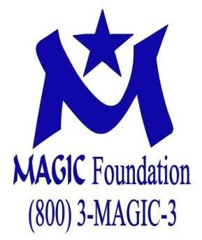 The MAGIC Foundation Logo