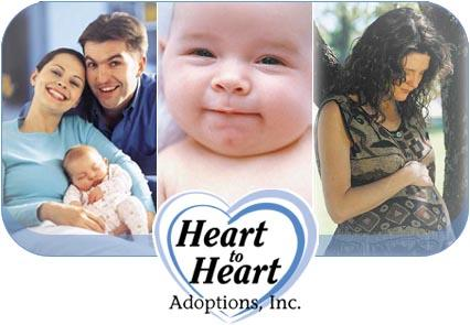 Heart to Heart Adoptions Logo