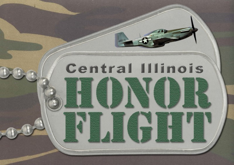 CENTRAL ILLINOIS HONOR FLIGHT INC Logo