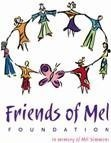 FRIENDS OF MEL FOUNDATION Logo