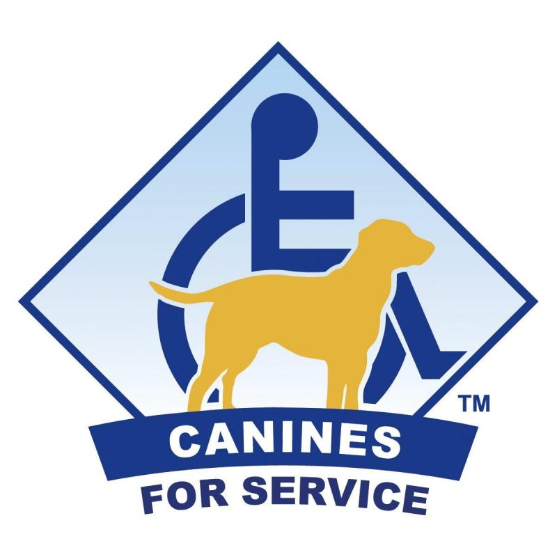 Canines for Service Logo
