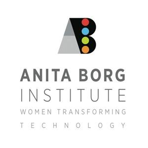 Anita Borg Institute for Women and Technology Logo