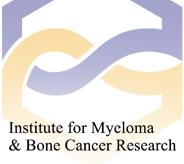 INSTITUTE FOR MYELOMA AND BONE CANCER RESEARCH Logo
