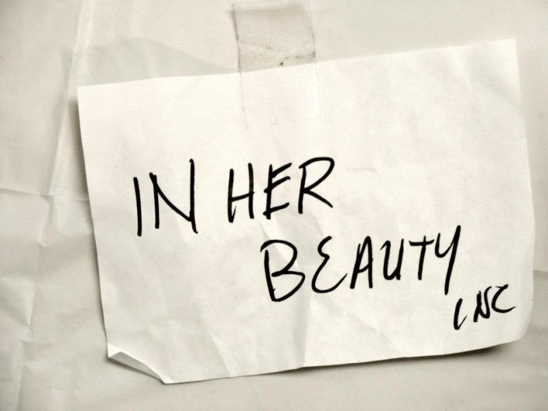 InHer Beauty, Inc Logo
