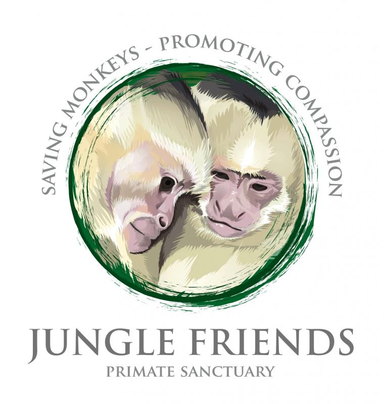 Jungle Friends Primate Sanctuary Inc Logo