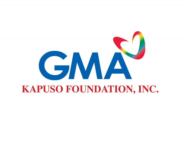 Gma Kapuso Foundation, Inc. Logo