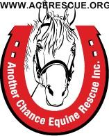 Another Chance Equine Rescue Logo