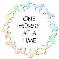 One Horse At A Time, Inc Logo