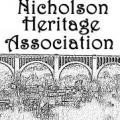Nicholson Heritage Association Logo