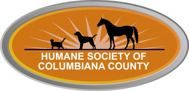 Humane Society of Columbiana County Logo