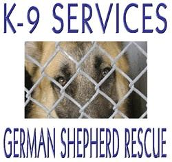 K9 Services German Shepherd Rescue Inc Logo
