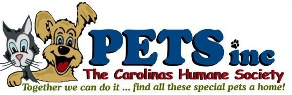 PETS Inc., The Carolinas Humane Society Logo